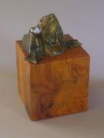 Buddhaful Frog - Bronze