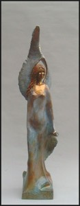 Peace Angel - Bronze
