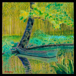 The Gardner's Boat - Bateau du Jardinier
